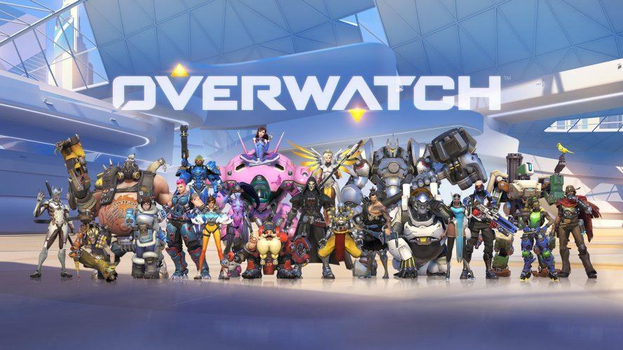 Overwatch xbox